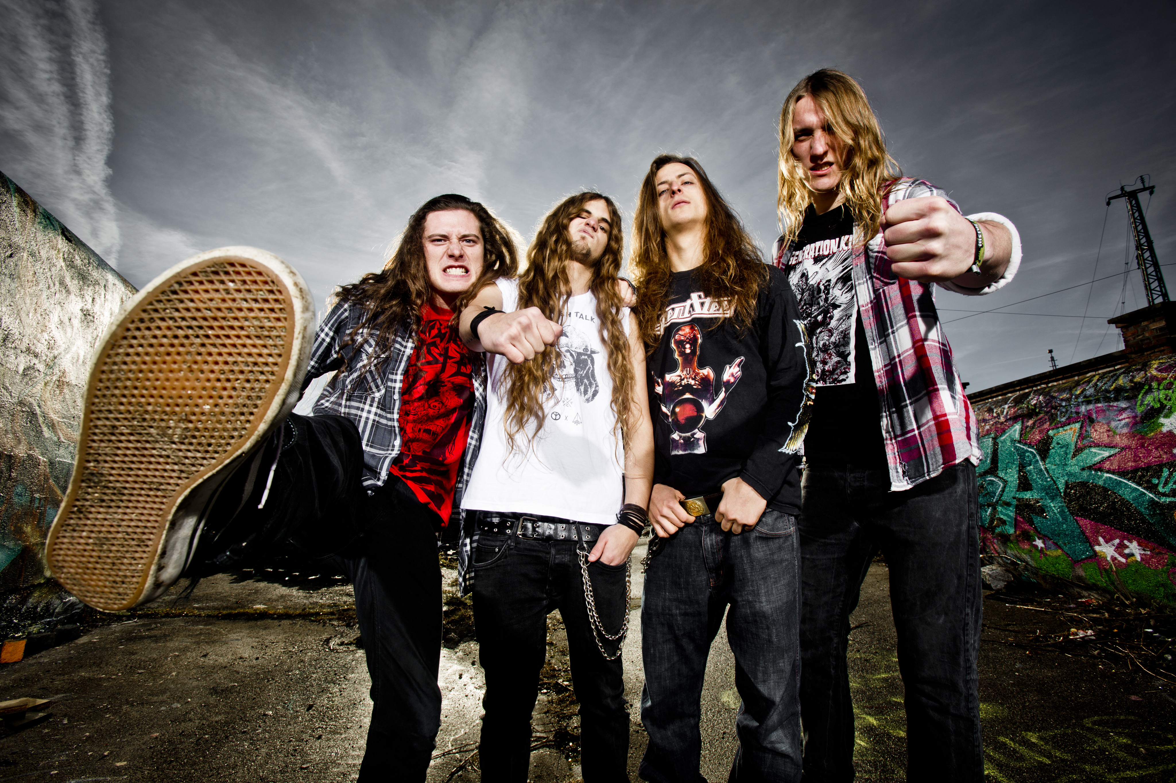 Interview with Bene from Dust Bolt