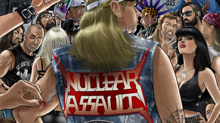 Nuclear Assault – Live At CBGB's