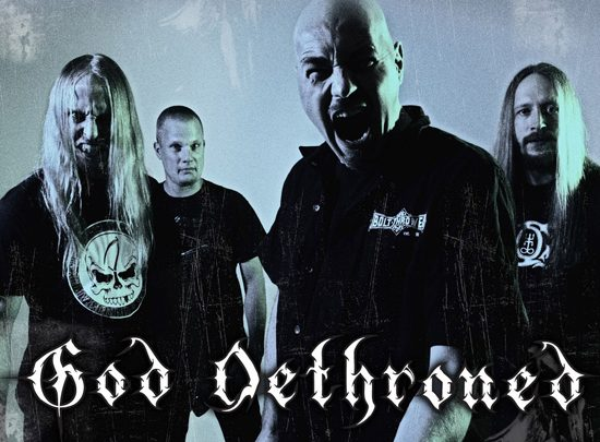 GOD DETHRONED will reunite on board 70000TONS OF METAL