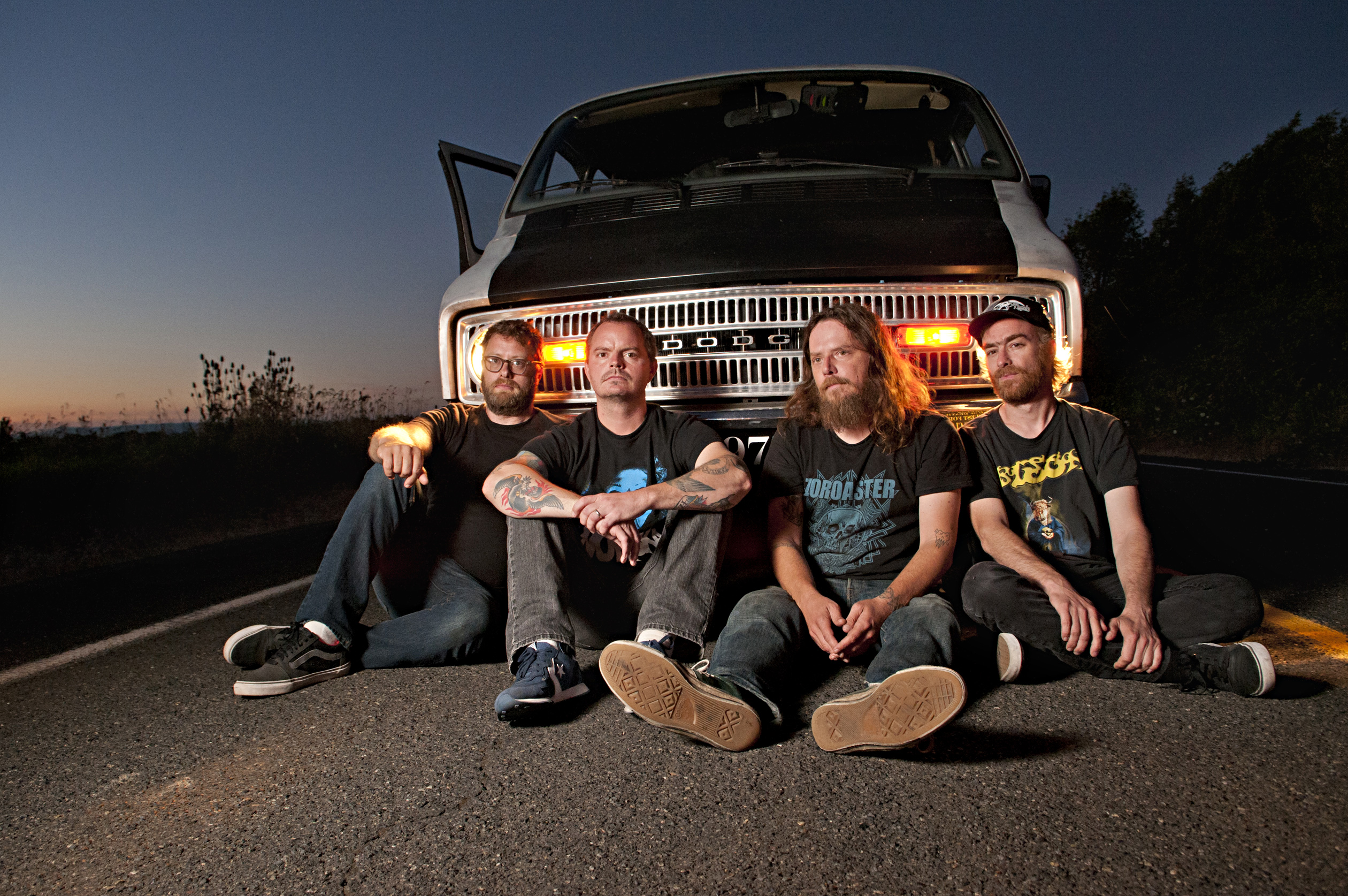 RED FANG announce free show in London