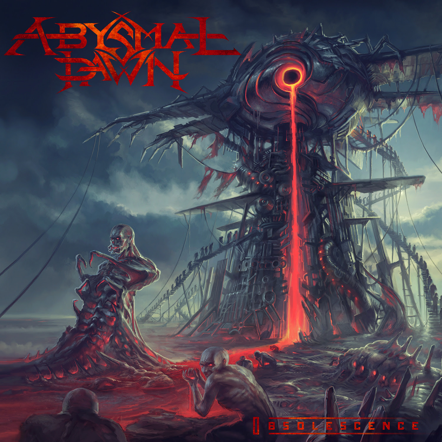 Abysmal Dawn: Reveal New LP Artwork and Details
