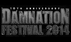 10th Anniversary of Damnation Festival