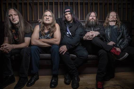 EXODUS reveal details on new album 'Blood In, Blood Out'
