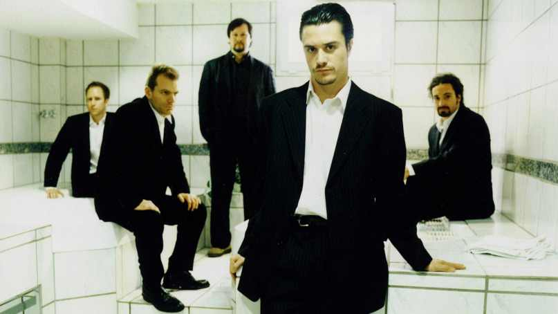 New Faith No More album in the making