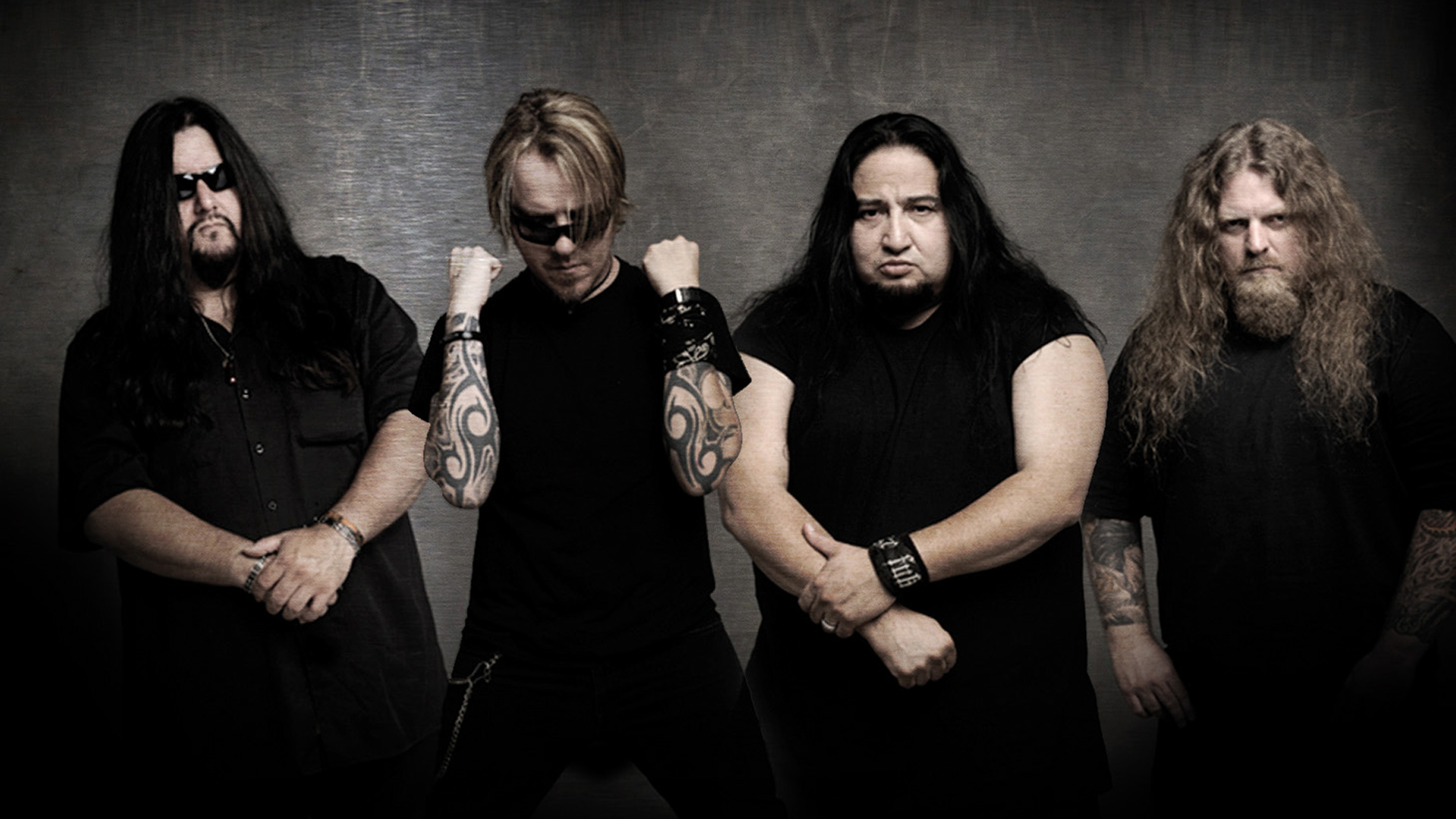 Fear Factory sign with Nuclear Blast