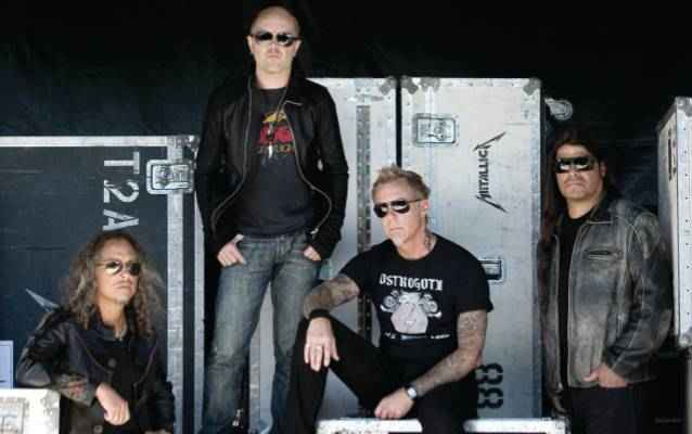 Metallica to release 27 live albums on CD