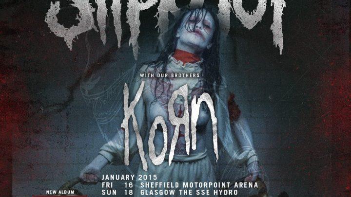 Korn & Slipknot UK Tour