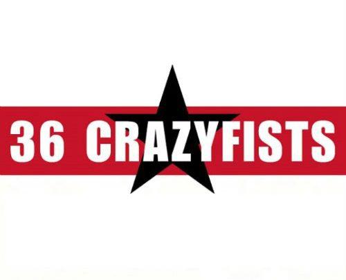 36 CRAZYFISTS SIGN TO SPINEFARM