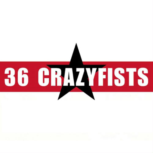 36 CRAZYFISTS SIGN TO SPINEFARM