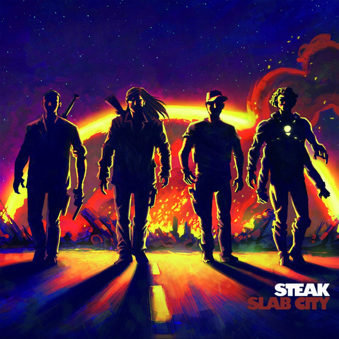 STEAK – Slab City