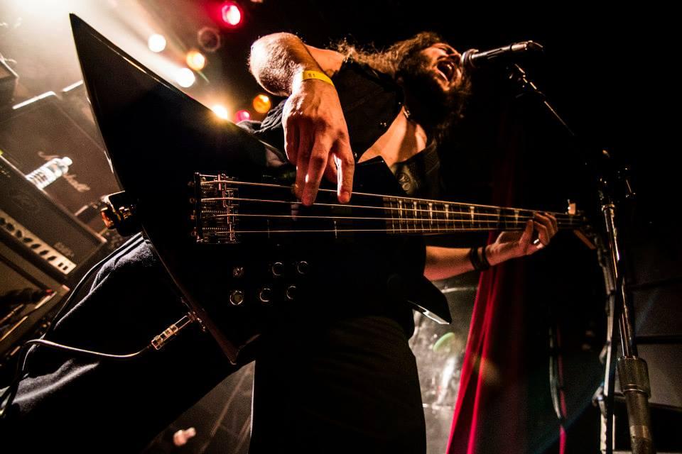 Interview with Crimson Shadows bassist Morgan Rider