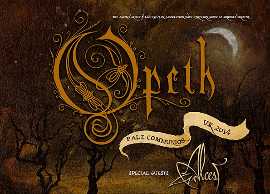Opeth & Alcest – Nottingham Rock City gig review