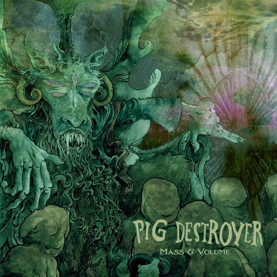 Pig Destroyer – Mass and Volume