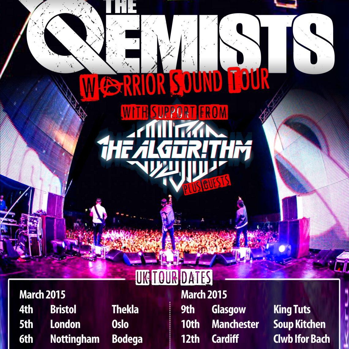 The Qemists announce new album & Tour