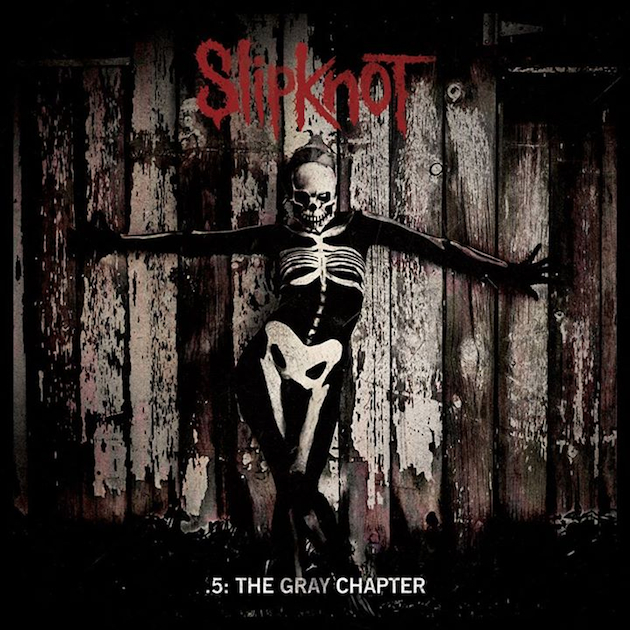 Slipknot – .5 The Gray Chapter Review