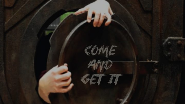 Blind Race – Come And Get It