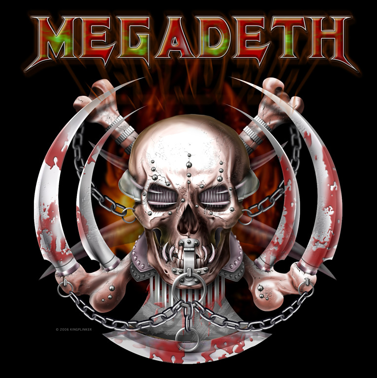Megadeth Issue Picture Disc Vinyl
