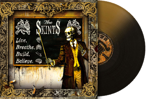 THE SKINTS Re-Issue their debut album
