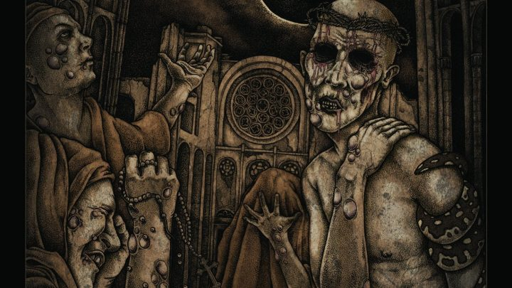 Horned Almighty – World of Tombs
