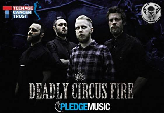 DEADLY CIRCUS FIRE need to raise £10,000