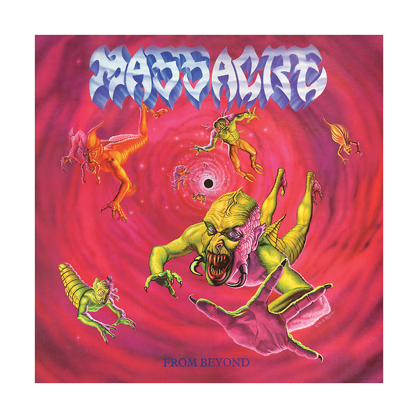 Massacre 'From Beyond' available on limited edition vinyl
