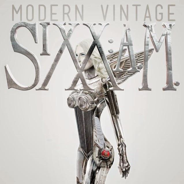 Sixx:A.M. – Modern Vintage