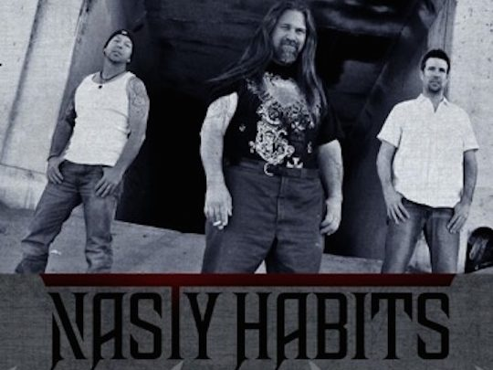 "Exclusive – Win copy of Nasty Habits' ""Material"" (With Benefits) !!"