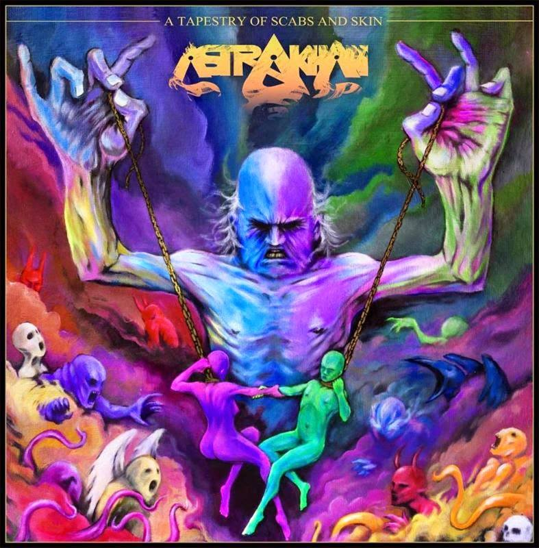 ASTRAKHAN unveil EP details