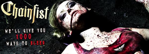 CHAINFIST '1000 Ways To Bleed' Lyrics Video Released