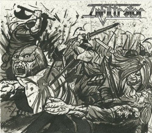 Infiltrator to release a CASETETTE TAPE