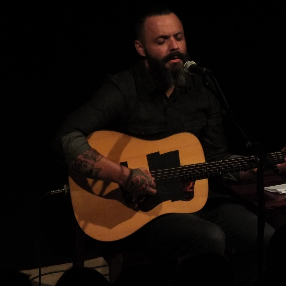 Justin Furstenfeld – Band on the Wall, Manchester