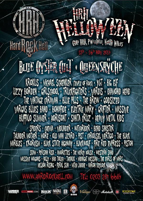 Hard Rock Hell 8 – Helloween