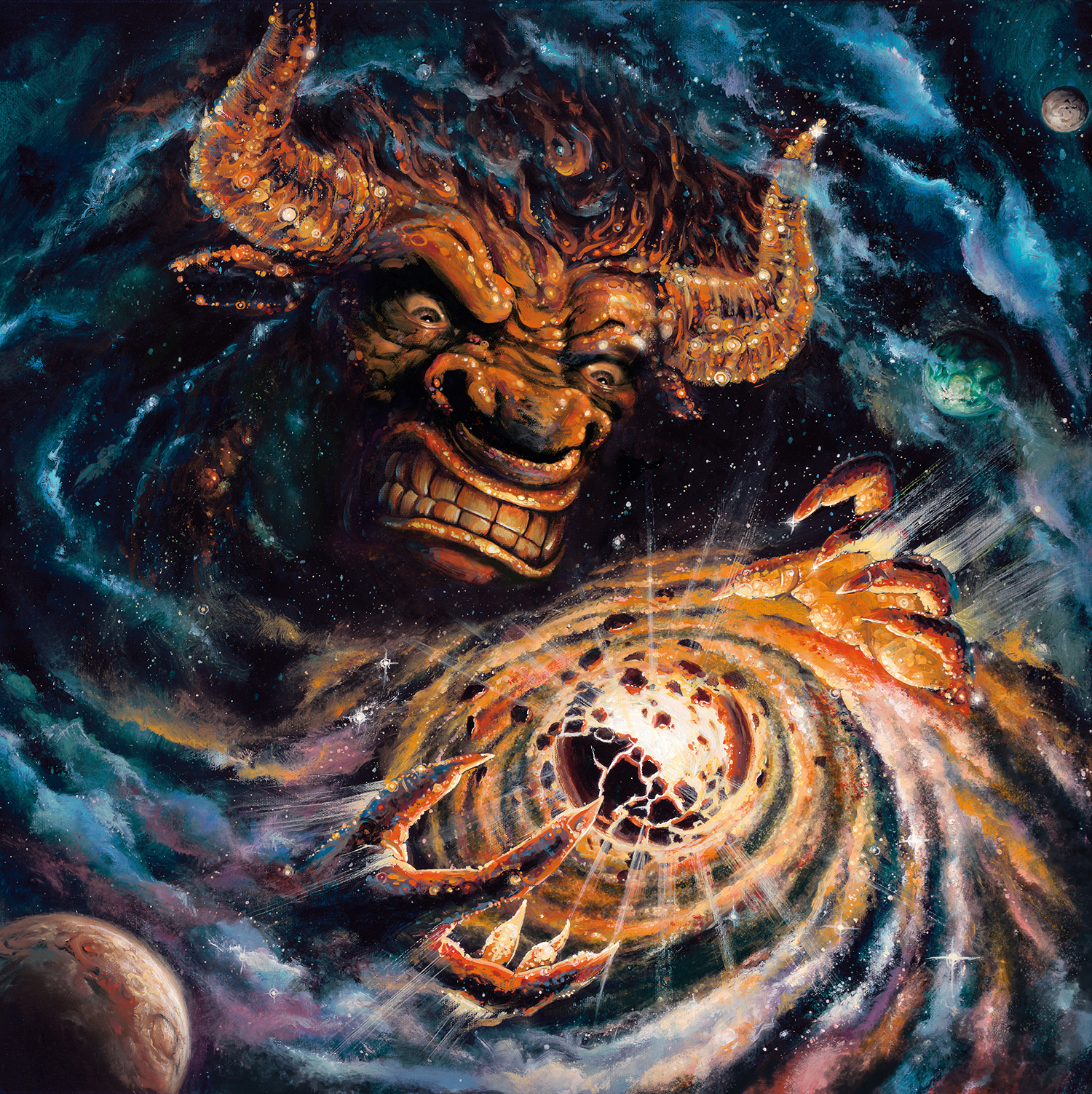 Monster Magnet – Milking The Stars: A Re-Imagining of The Last Patrol