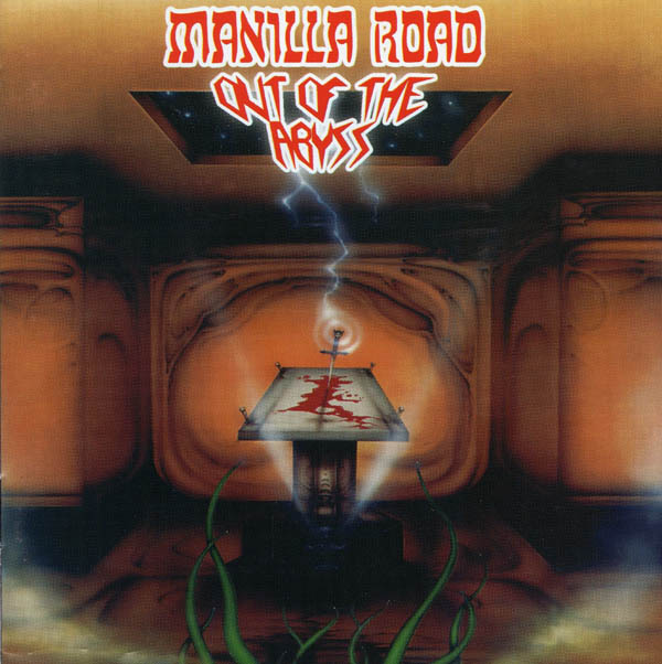 Manilla Road – Out Of The Abyss