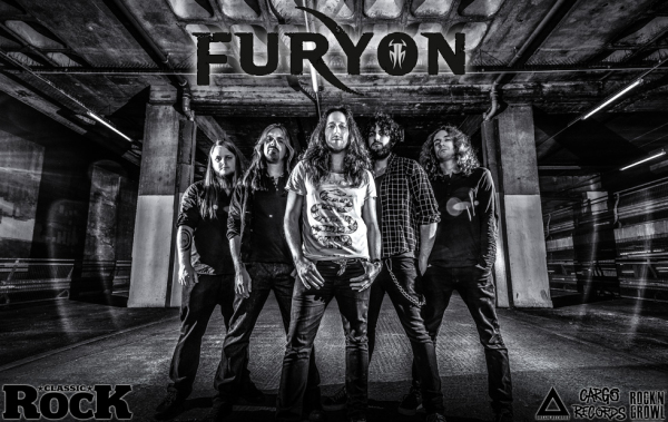 Furyon Announce UK Tour