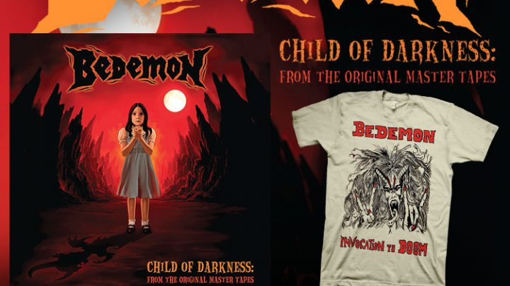 Bedemon (early Pentagram): Child of Darkness to See Reissue