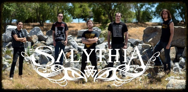 "Salythia unveils artwork, track list and release date for ""Death D'core"" EP"