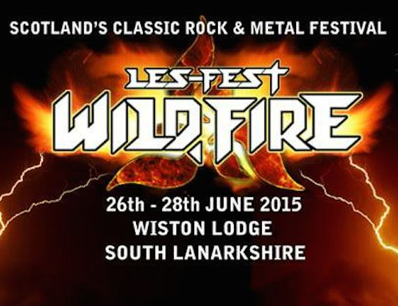 Wildfire Festival announce 50 band line up !!