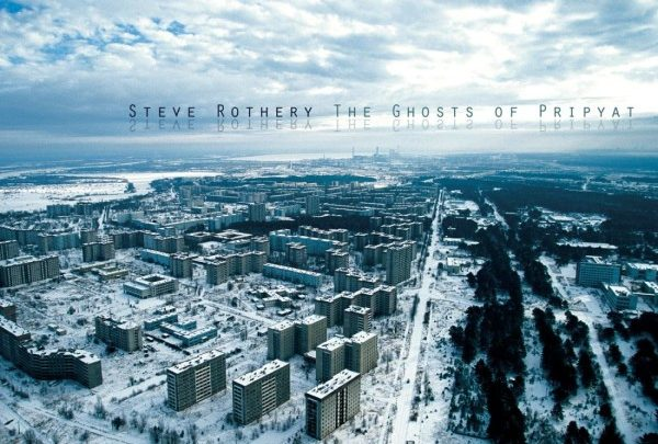 Steve Rothery: The Ghosts of Pripyat album review