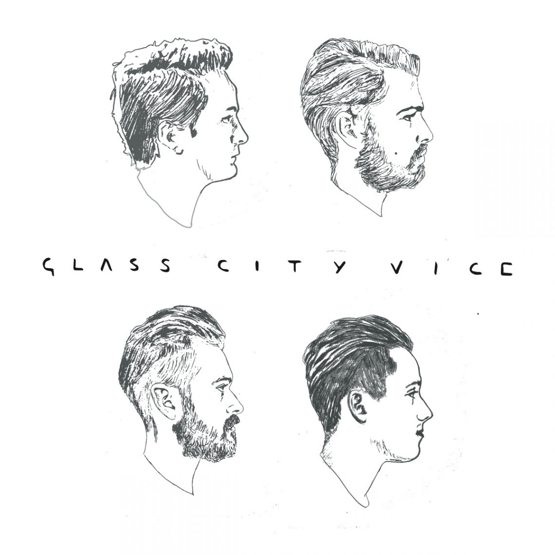 GLASS CITY VICE's latest single 'Landslide' premiered by Music Week