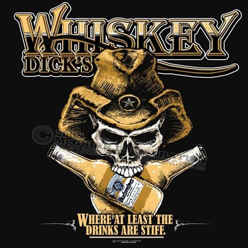 Whiskey dick band fritz