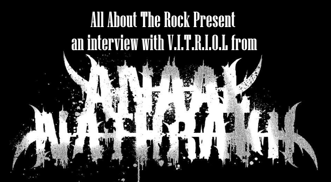 Interview with V.I.T.R.I.O.L from Anaal Nathrakh