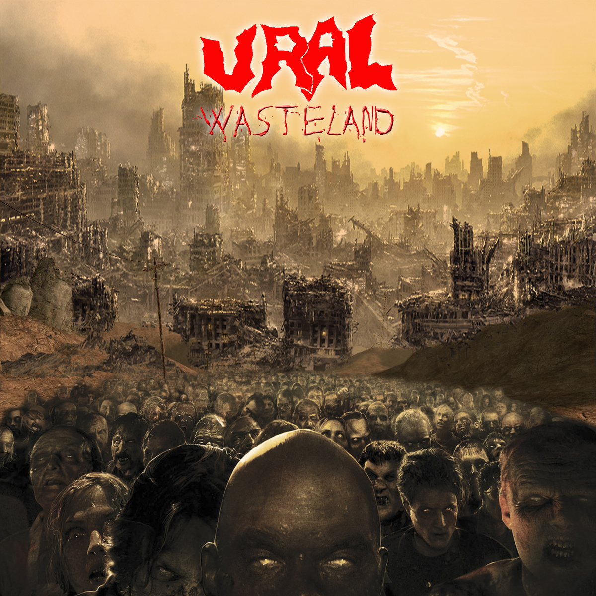 URAL – Wasteland EP