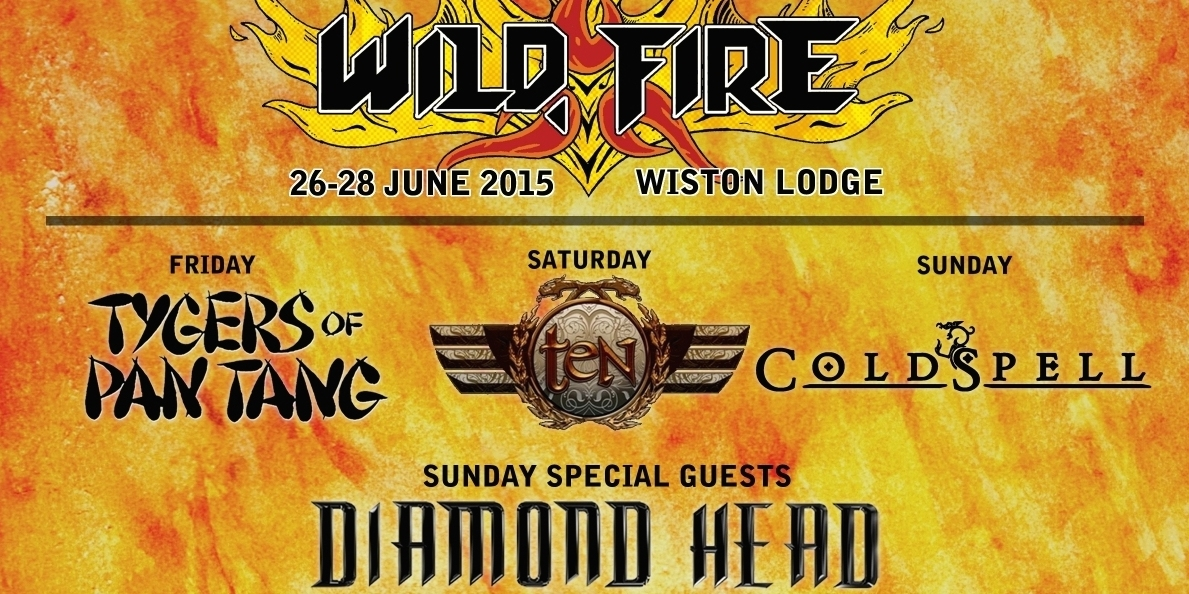 Wildfire Festival announces Sunday Special Guests, The Acoustic Lounge and more!