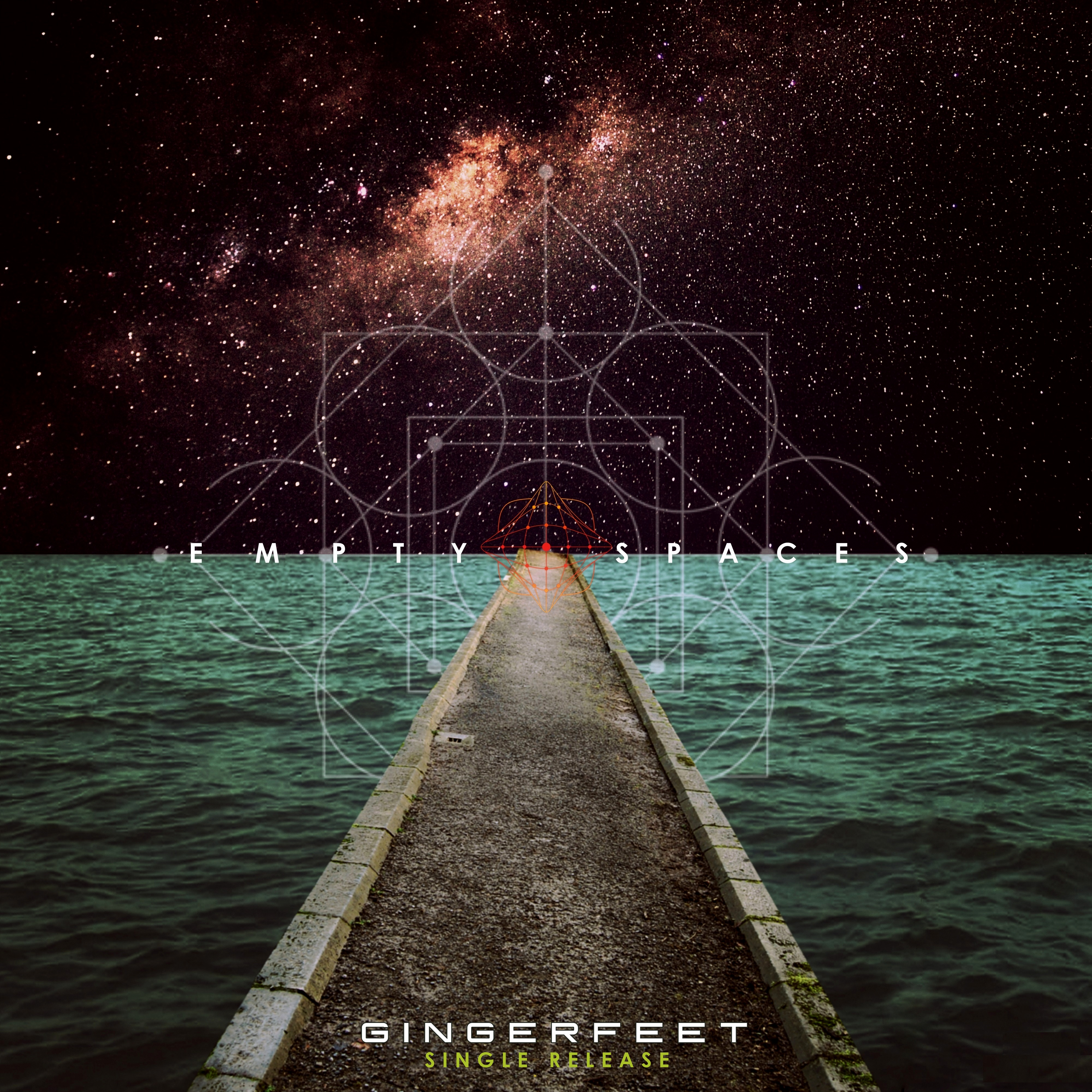 Gingerfeet – Empty Spaces (single)