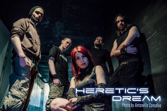 Heretics Dream new video single