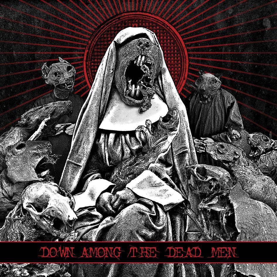Miseo / Down Among The Dead Men – Split EP