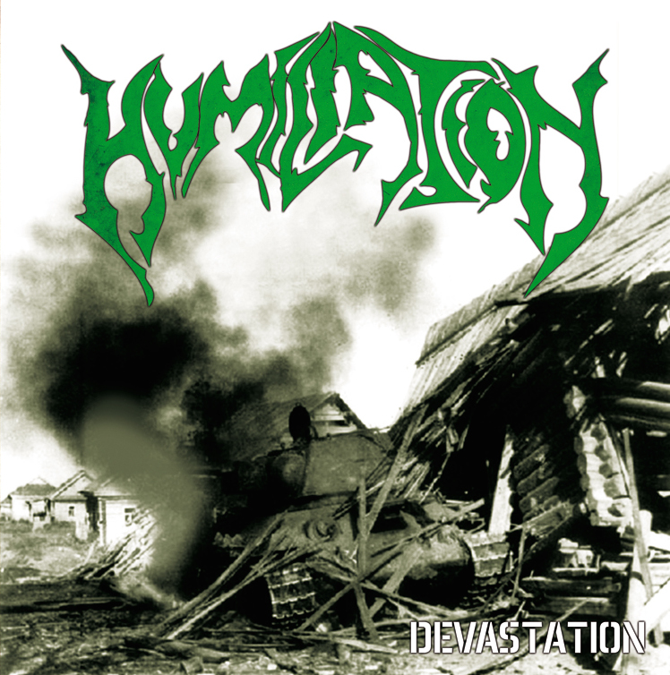 Humiliation / Savage Deity split EP