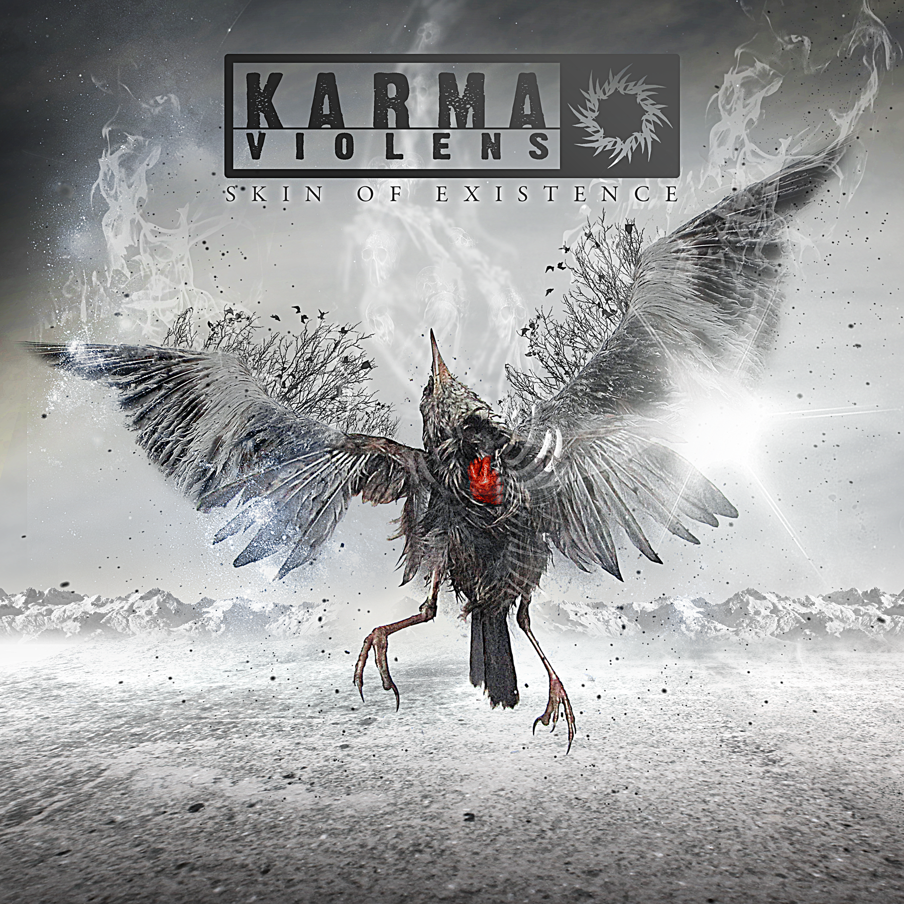Karma Violens new video 'Floating in Sadness'