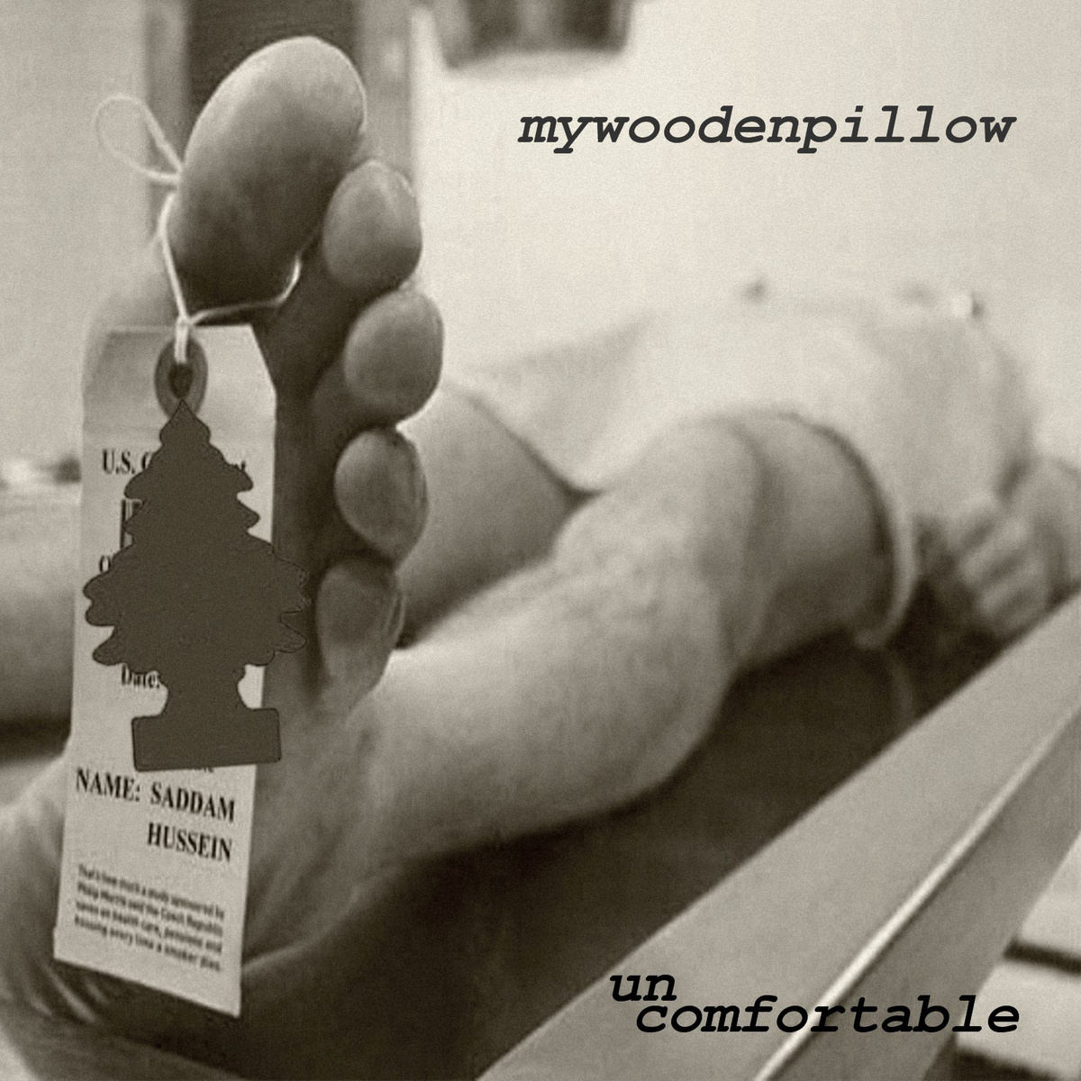 My Wooden Pillow – Uncomfortable EP